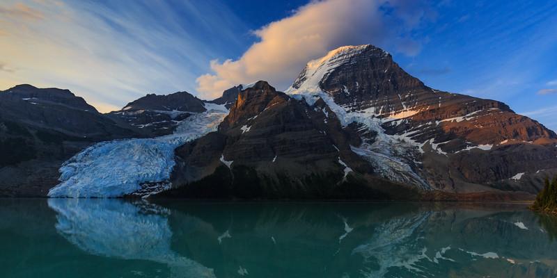 Mount Robson Sunrise