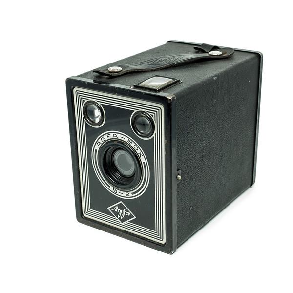 Agfa Box B-2