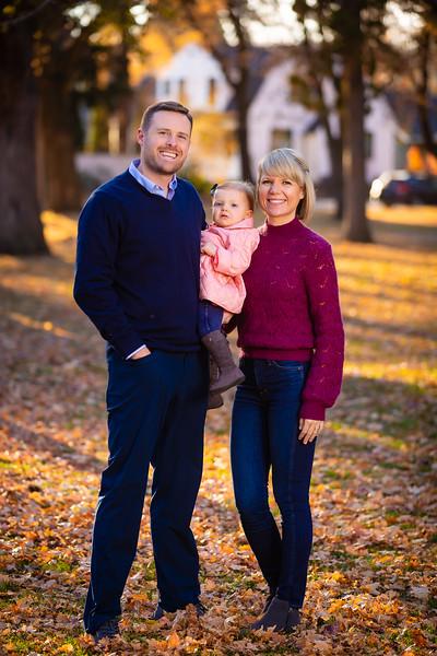Creighton Family 2019