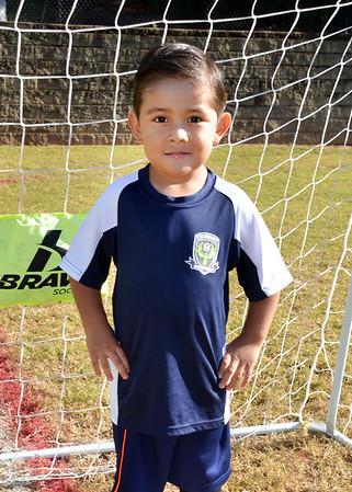 U4 Soccer Mike