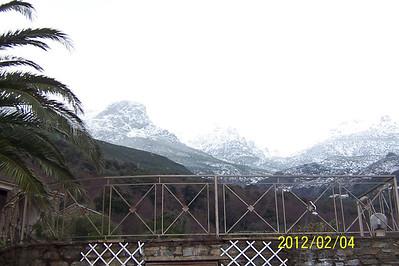 February in Corsica