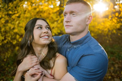 Josiah & Miracle (engagements)