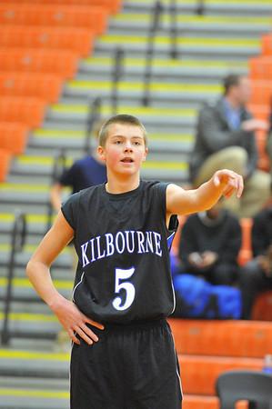 WKHS JV Boys Basketball vs. Delaware