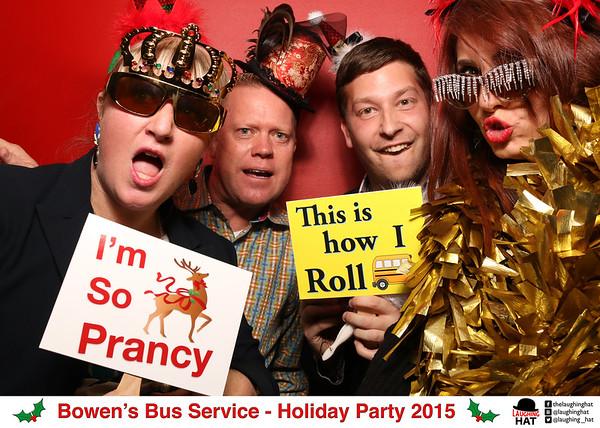 Bowen's Bus Service