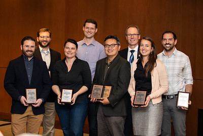 OSU College of Science Fall Awards
