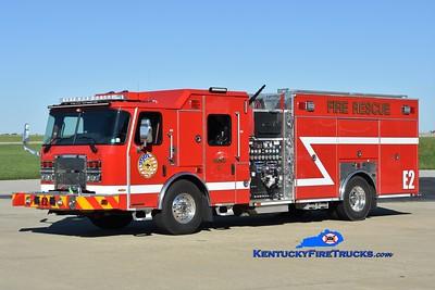 Cincinnati/Northern Kentucky International Airport Fire/EMS Units