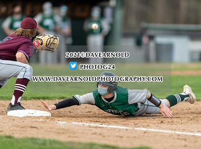 4/19/2021 - Varsity Baseball - Timberlane vs Dover