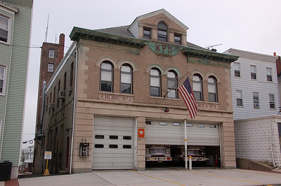 Hudson County Firehouses