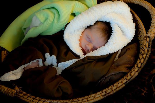 Newborn Baby Paige