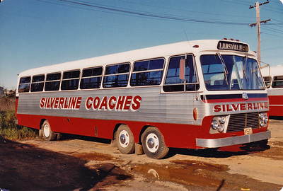 Katen & Heath (Silverline) Bus Service - Fairfield NSW