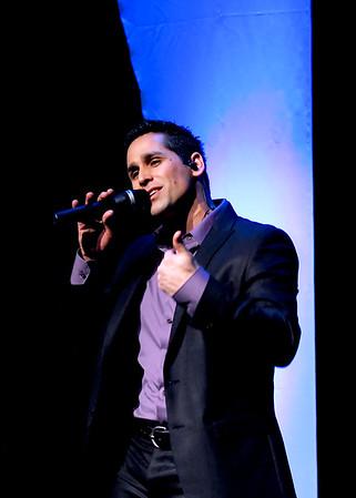 Steven's First Show, Boulton Center, Bay Shore, NY - 01/08/10