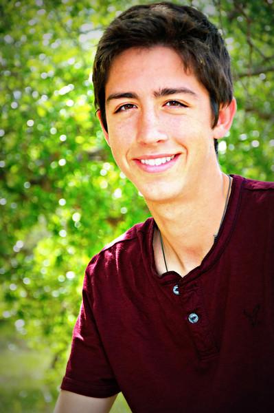 Zach's Senior Portraits