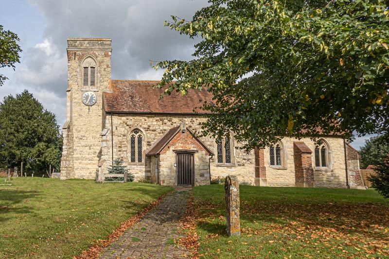 Cublington, St. Nicholas
