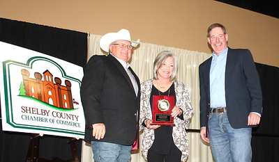 Shelby County Chamber of Commerce celebrates 100 years of serving the county's business community