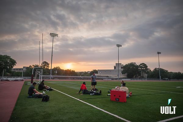 AM Football Training May 4