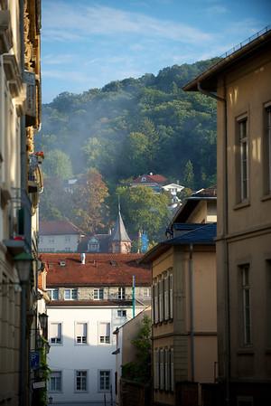 Heidelberg Herbst 2012