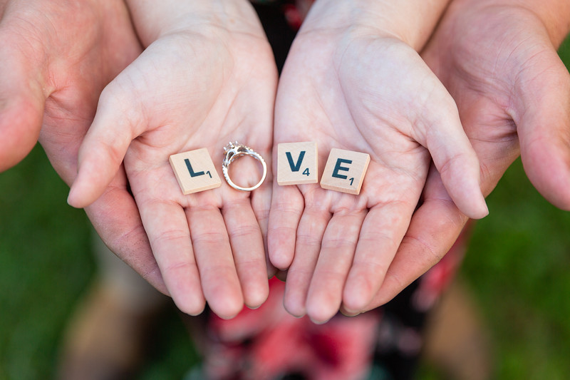 Katie & Bryce - Engagement