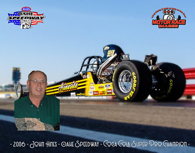 """John Hines  ~  """"Back From the Sixties"""" Racing"""