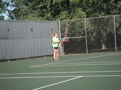 Warrior Tennis vs New Life Academy