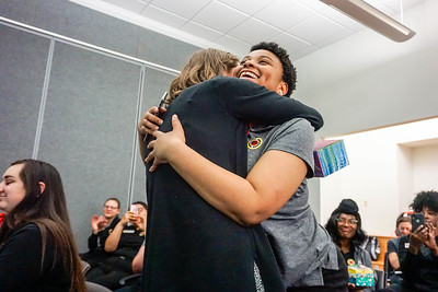 Passing The Torch - 2019 - City Year Milwaukee