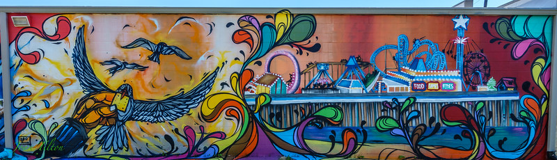 Grafitti and Murals, Houston, Texas