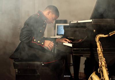 Christian Sands - MSM Recital - March 2011