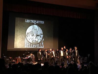 The Triplets of Belleville - September 17, 2016