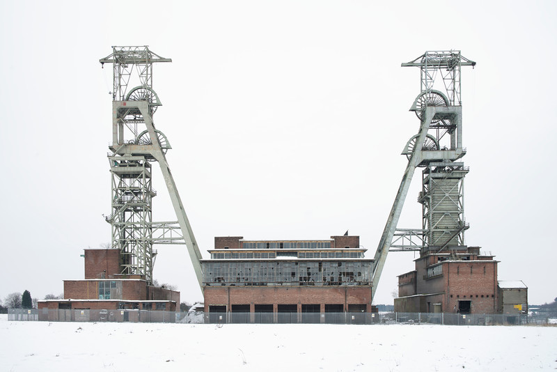 Clipstone Colliery, Nottinghamshire