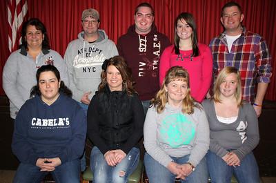 Harold HT Fryer, Aplastic Anemia, Elks Lodge, Tamaqua (1-23-2011)