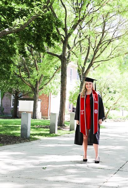 Lacee Grad Photos