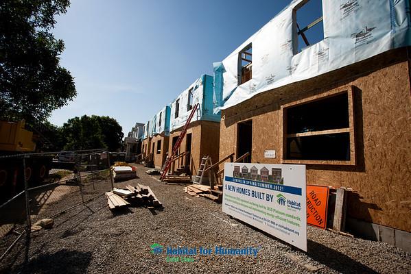May 10 - Carondelet Roof Raising