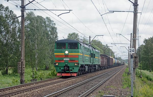 TE10s in Latvia