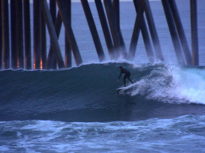 1/22/20 * DAILY SURFING PHOTOS * H.B. PIER