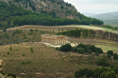 Day 1 - Segesta Ruins