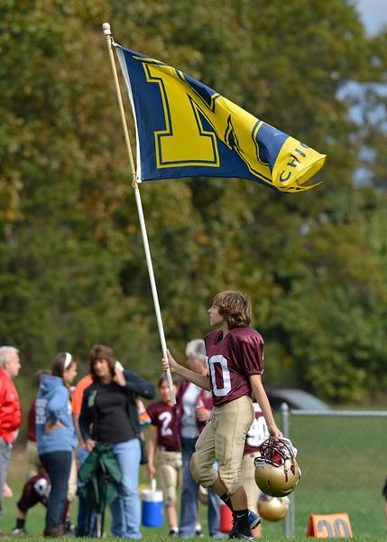 Division 1 Pitt vs. Michigan 9-29-12