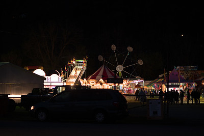 Dogwood Carnival and Fireworks