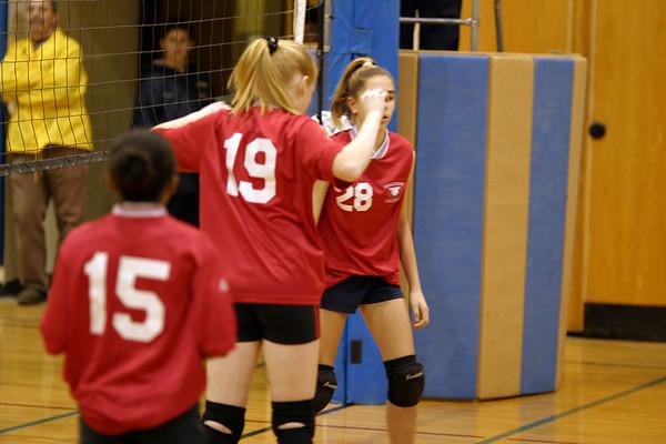 20060105 Samantha's Volleyball