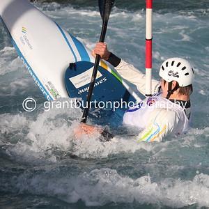 Slalom Canoe 2013