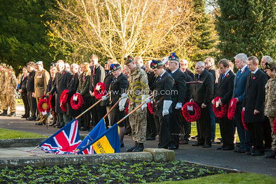 Remembrance Sunday, 2017