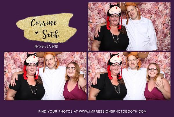 Corrine & Seth 10.27.18