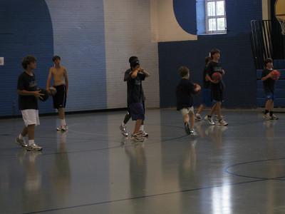 2009 MSC 1- Afternoon Activities