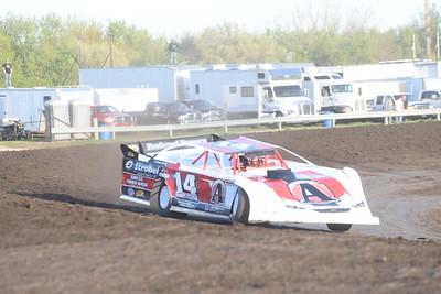 2021-05-07 SLMR Late Models @ Rapid Speedway