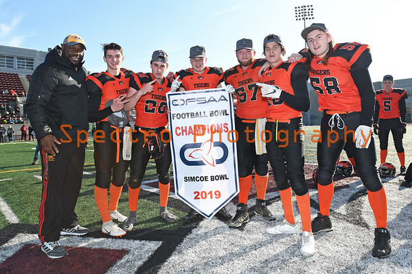 OFSAA Football Awards and Celebrations 2019