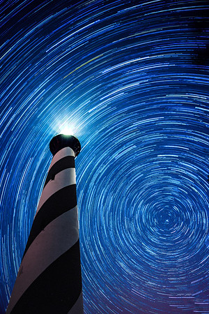 Night Photos on the Outer Banks