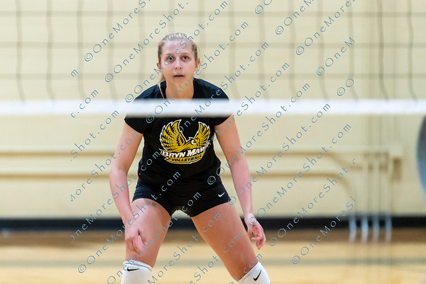 Bryn Mawr College VOLLEYBALL vs Wesley College 09/10/2019