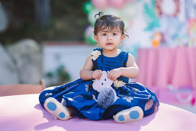 2020 Jhanvi 1st Birthday