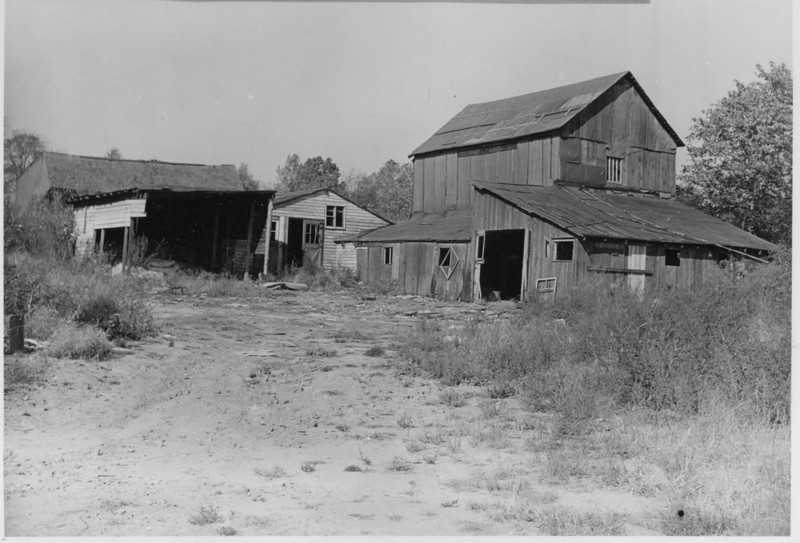 Kubach Farm buildings