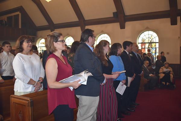 Sunday School Graduation 2019
