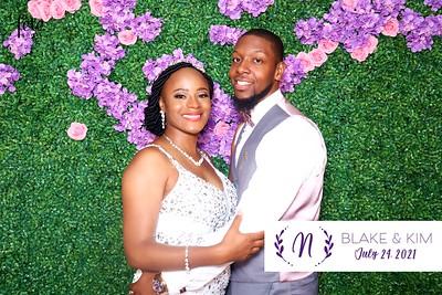 2021-7-24 Kim & Blake Wedding