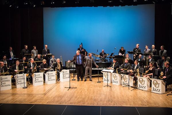 OU Jazz - SGJO - Combined Big Band